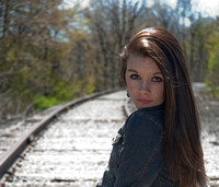 Sarah Kinch, Medina High School, PSV Photography, Senior pictures